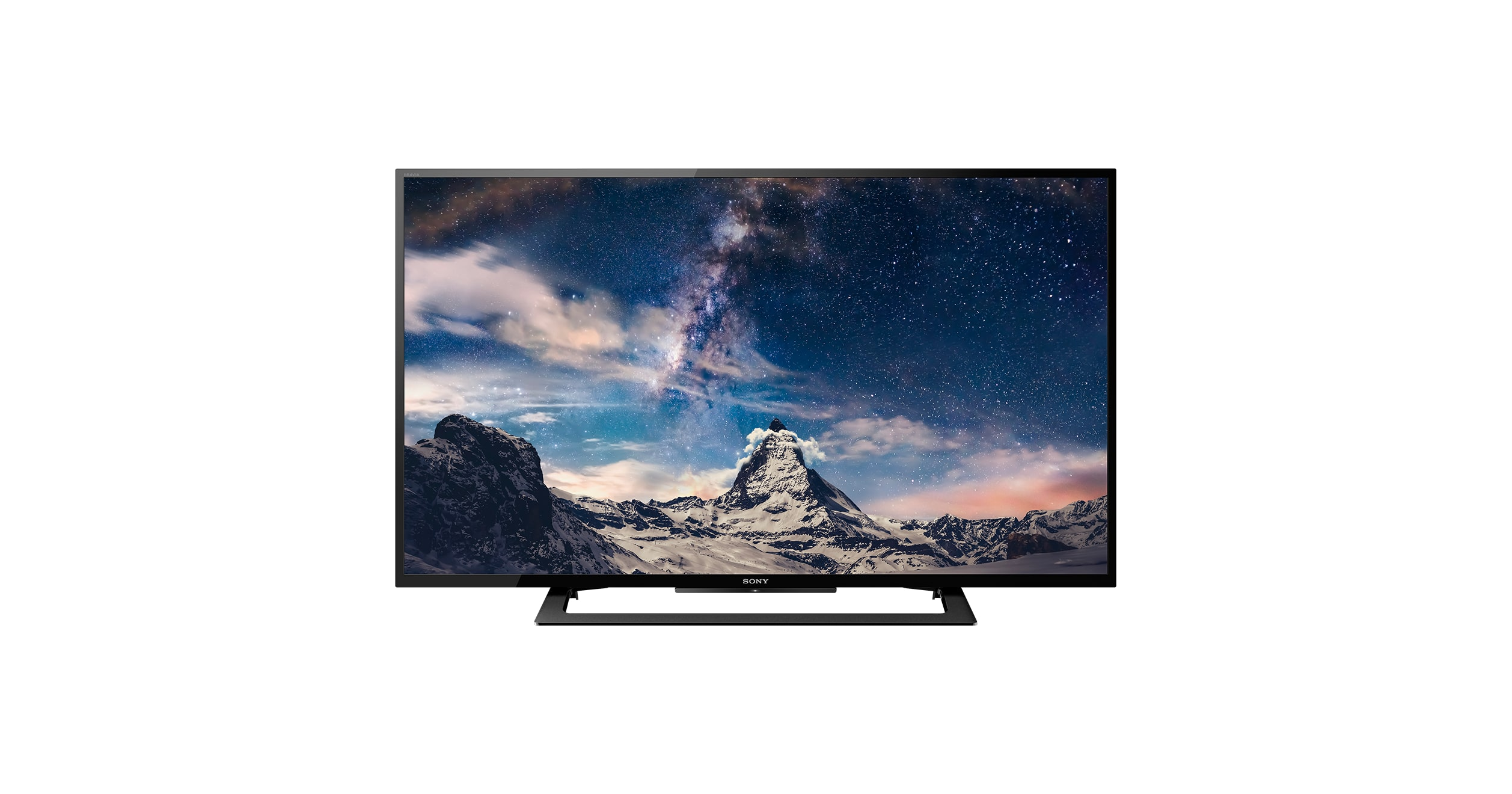 Full HD 1080p TV with Clear Resolution Enhancer | R25F | Sony IN
