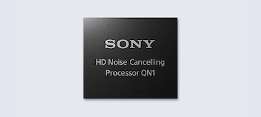 HD noise-cancelling processor QN1 chip