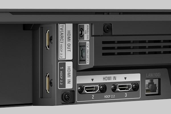 Sony 7 1 2 Dolby Atmos® Soundbar with Wi-Fi/Bluetooth® technology