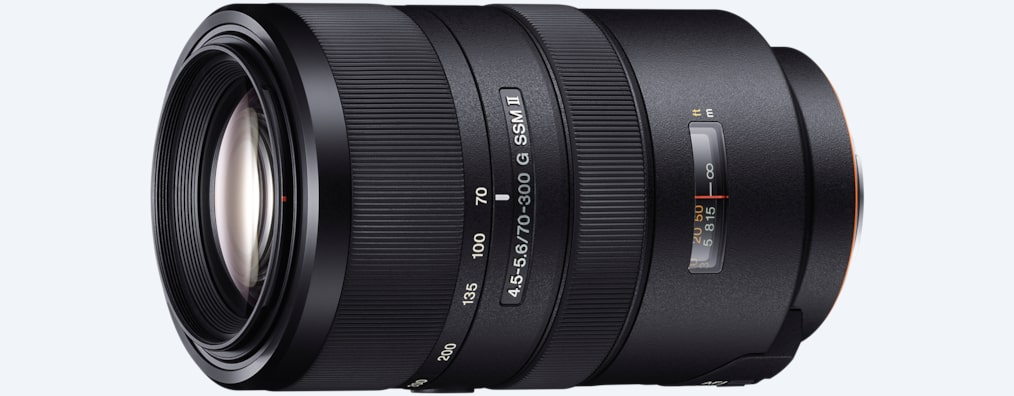 Images of 70–300 mm F4.5–5.6 G SSM II