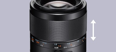 Picture of FE 90 mm F2.8 Macro G OSS