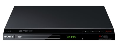 Images of DVD Player with USB