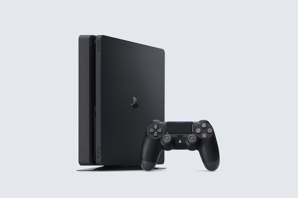 PS4 Slim 500 GB: The best place to play