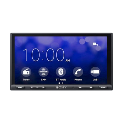 Picture of 17.6 cm (6.95) media receiver with BLUETOOTH®