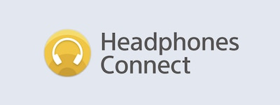 Sony | Headphones Connect logo