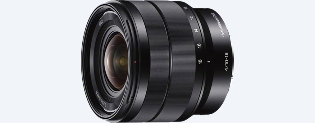 Images of E 10–18 mm F4 OSS