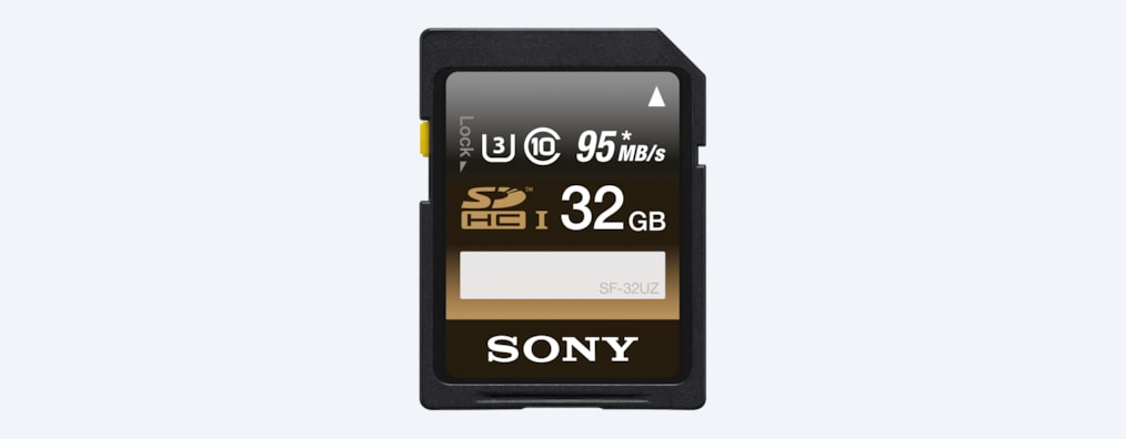 Images of SF-UZ Series SD Memory Card