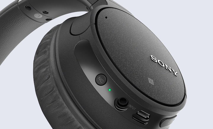 WH-CH700N One Push noise cancelling