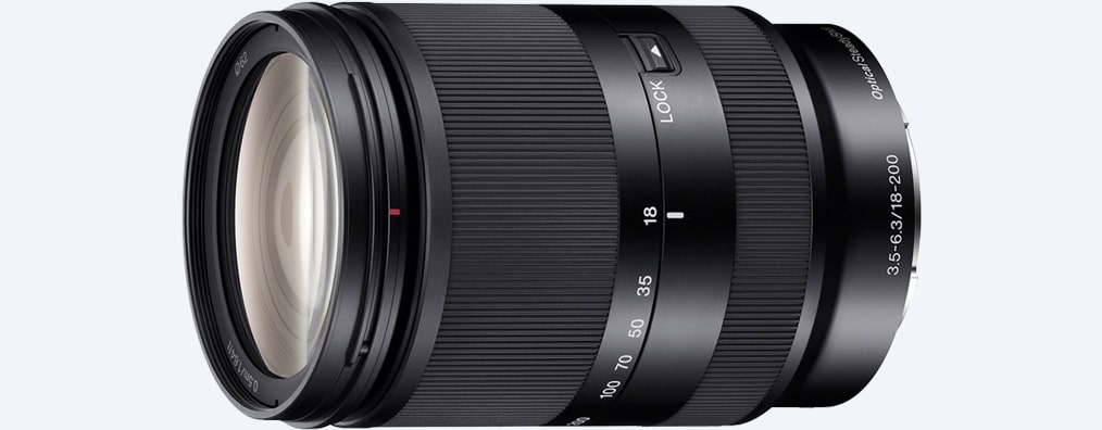 Images of E 18–200 mm F3.5–6.3 OSS LE