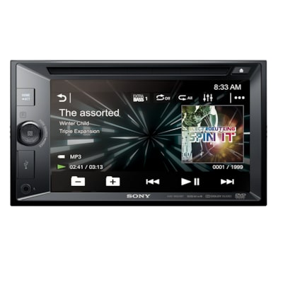 Picture of 15.7 cm (6.2) LCD DVD Receiver