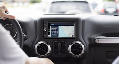 XAV-AX200 Apple CarPlay