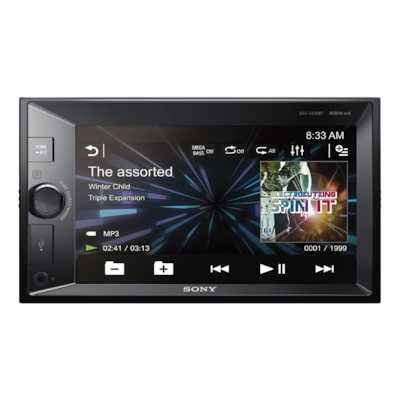 Picture of 15.75 cm (6.2) LCD Receiver with Bluetooth®