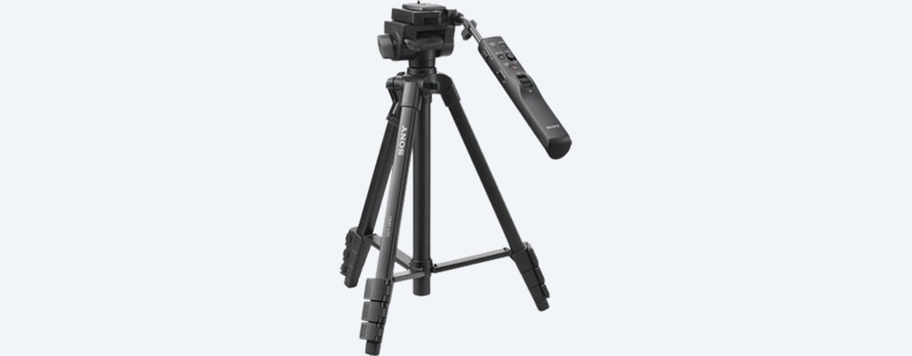 Images of VCT-VPR1 Remote Control Tripod