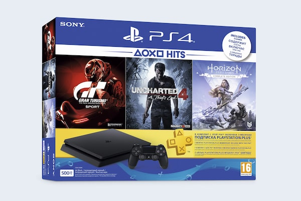 PS4 1TB Bundle