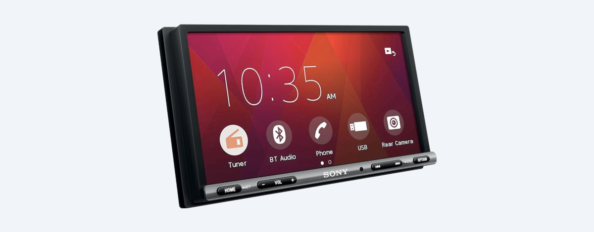 Sony 17 6 cm (6 95) Apple CarPlay/Android Auto™ Media Receiver