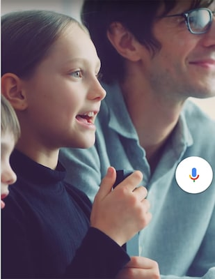 Using Voice Search