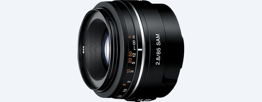 Images of 85 mm F2.8 SAM