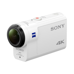 Picture of FDR-X3000 4K Action Cam with Wi-Fi® & GPS