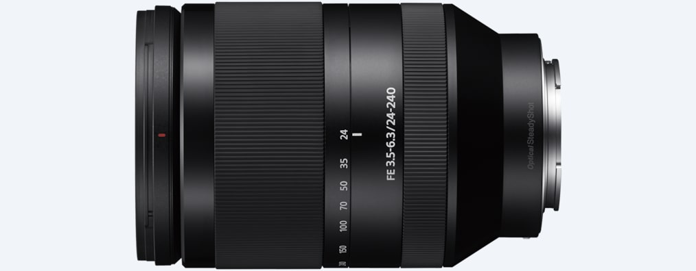Images of FE 24–240 mm F3.5-6.3 OSS