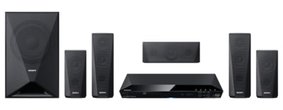 Images of DVD Home Theatre System with Bluetooth®