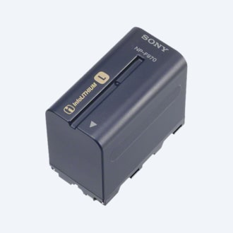 Picture of NP-F970 L-Series Rechargeable Battery Pack
