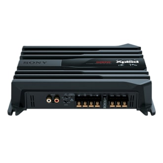 4 channel stereo amplifier xm n1004 sony in