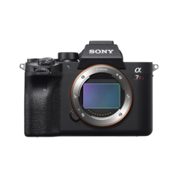 Picture of α7R IV 35 mm Full-Frame Mirrorless Camera with 61.0 MP