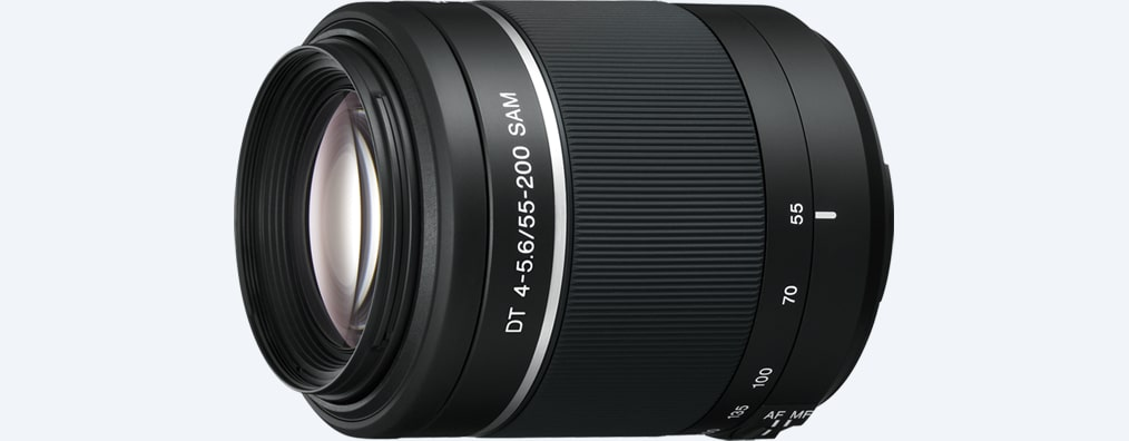 Images of DT 55–200 mm F4–5.6 SAM II