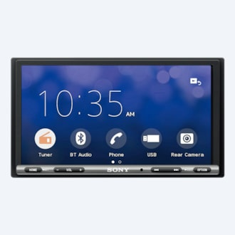 Picture of 17.6 cm (6.95) Apple CarPlay/Android Auto™ Media Receiver