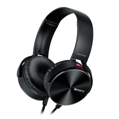 Picture of XB450BV Extra Bass Headphones