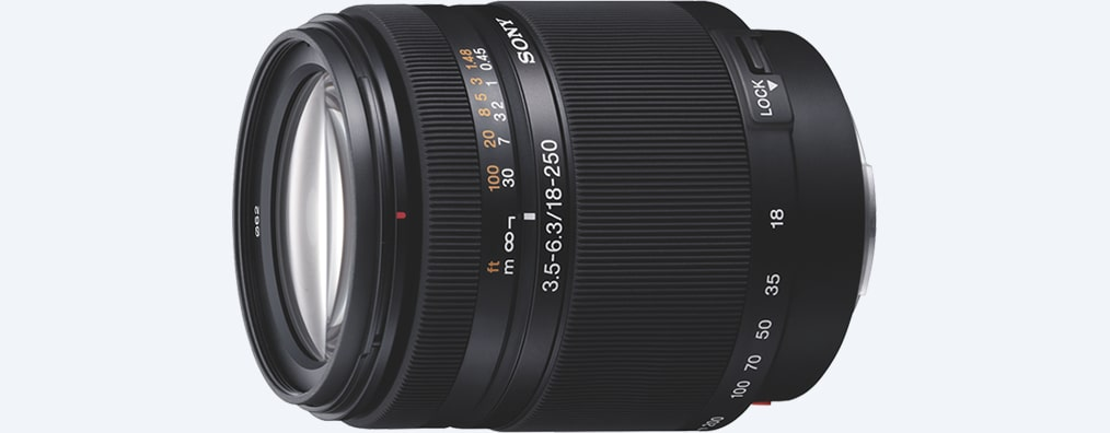 Images of DT 18–250 mm F3.5–6.3