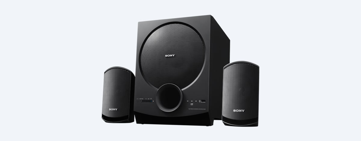 Sony 2 1ch Home Theatre Satellite Speakers