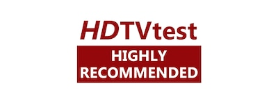 HDTVtest award logo