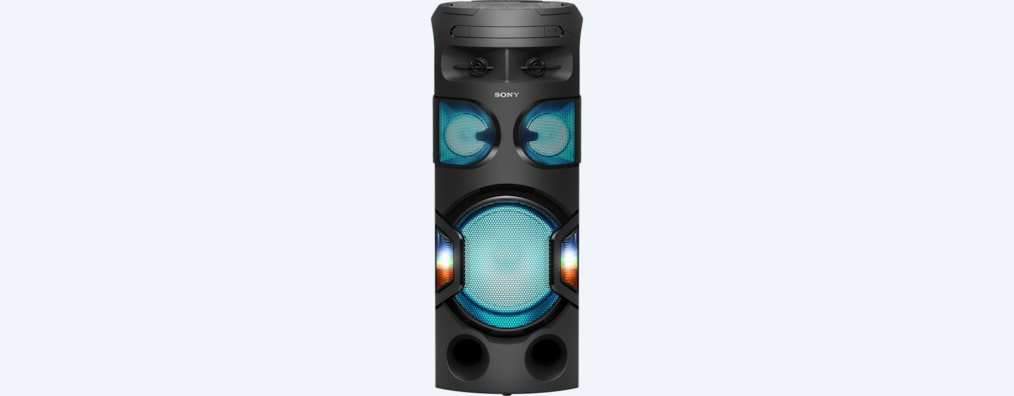 Images of V71D High Power Party Speaker with BLUETOOTH® Technology