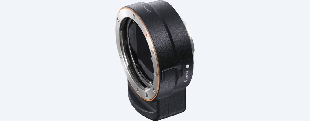 Images of LA-EA3 35 mm Full-Frame A-Mount Adaptor