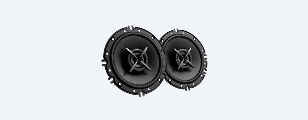 Images of 16 cm (6.5) 2-Way Coaxial Speakers