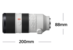 Picture of FE 70-200 mm F2.8 GM OSS