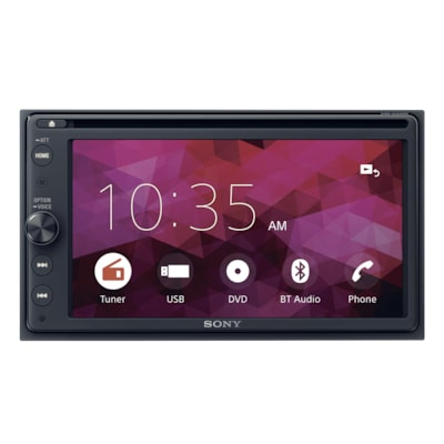 Picture of 16.3-cm (6.4) DVD Receiver with BLUETOOTH®
