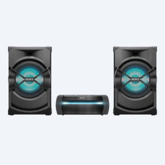 Picture of X30D High Power Home Party Speaker with DVD