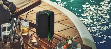 Picture of XB402M EXTRA BASS™ Amazon Alexa Built-in BLUETOOTH® Speaker