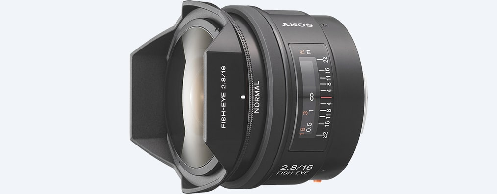 Images of 16 mm F2.8 Fisheye